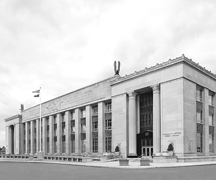 William R. Cotter Federal Building, Hartford, Connecticut