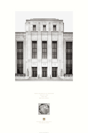 poster of Federal Building and U.S. Courthouse, Sioux City, Iowa
