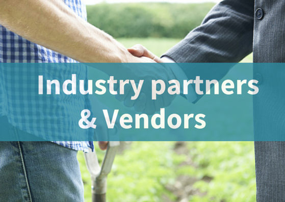 Image link to Industry Partners and Vendors