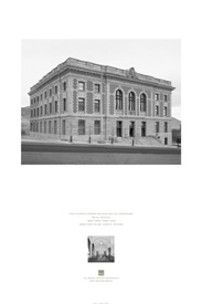 Mike Mansfield Federal Building and U.S. Courthouse Poster