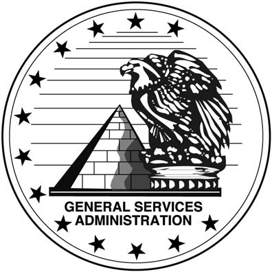Illustration: The Seal of the General Services Administration (GSA)