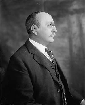 Photograph: Portrait of Cass Gilbert, American Architect