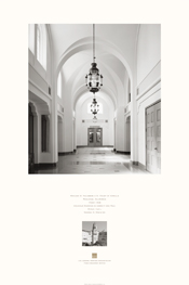 poster of Richard H. Chambers U.S. Court of Appeals Building, Pasadena, California