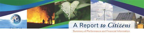 Banner image for Citizens Report 2010