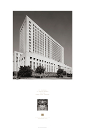 poster of U.S. Courthouse, Los Angeles, California