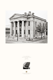 Exterior: U.S. Custom House, New Bedford, Massachusetts