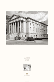 Poster of Owen B. Pickett U.S. Custom House, Norfolk, Virginia