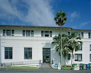 Federal Building, U.S. Post Office, and Courthouse, Hilo, HI