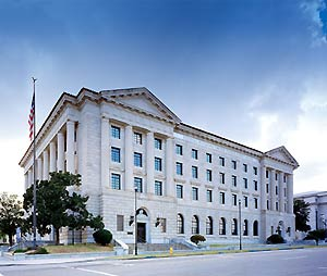 Frank M. Johnson Jr. Federal Building and U.S. Courthouse, Montgomery AL