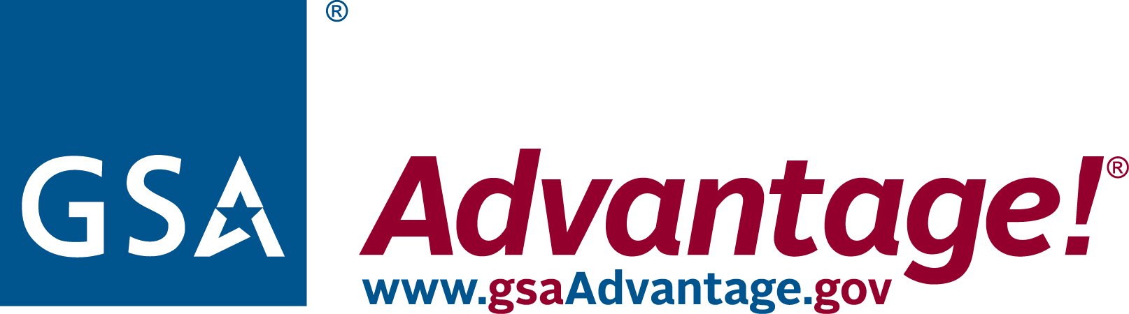 GSA Advantage full color with URL
