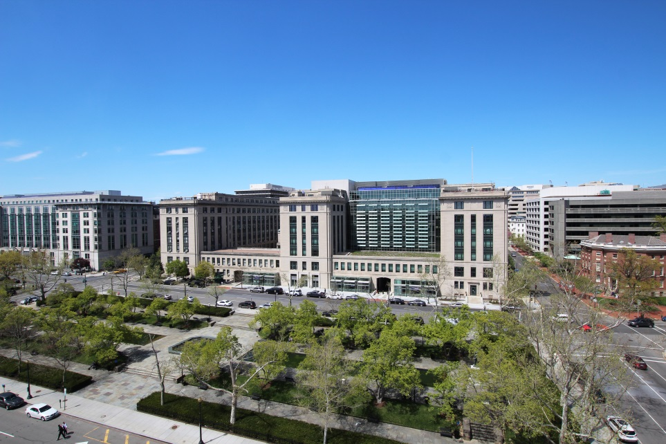 GSA Headquarters Building