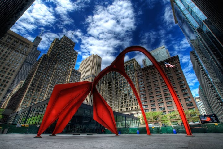 Image of the Chicago Federal Center
