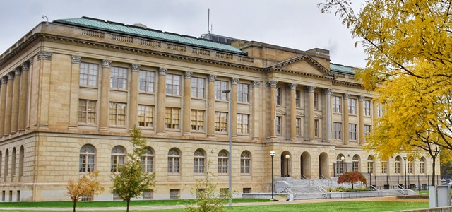 Renovation of Toledo's federal courthouse Image