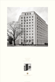 poster of Lafayette Building, Washington, DC