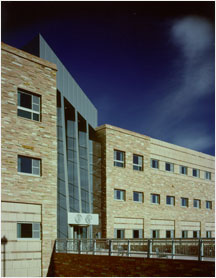 NOAA Building - David Skaggs Research Center