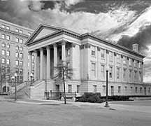 Exterior: Owen B. Pickett U.S. Custom House, Norfolk, Virginia