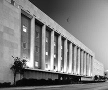 Federal Building and U.S. Courthouse, Oklahoma City, OK