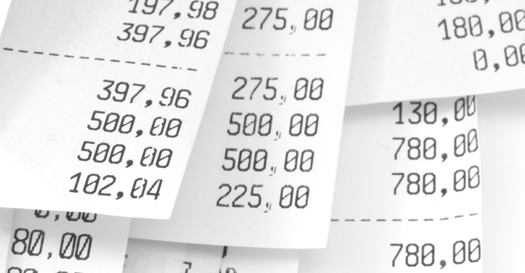 Image that represents Online Billing RWAs receipts