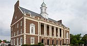 Photo of US Post Office and Courthouse in New Bern, North Carolina