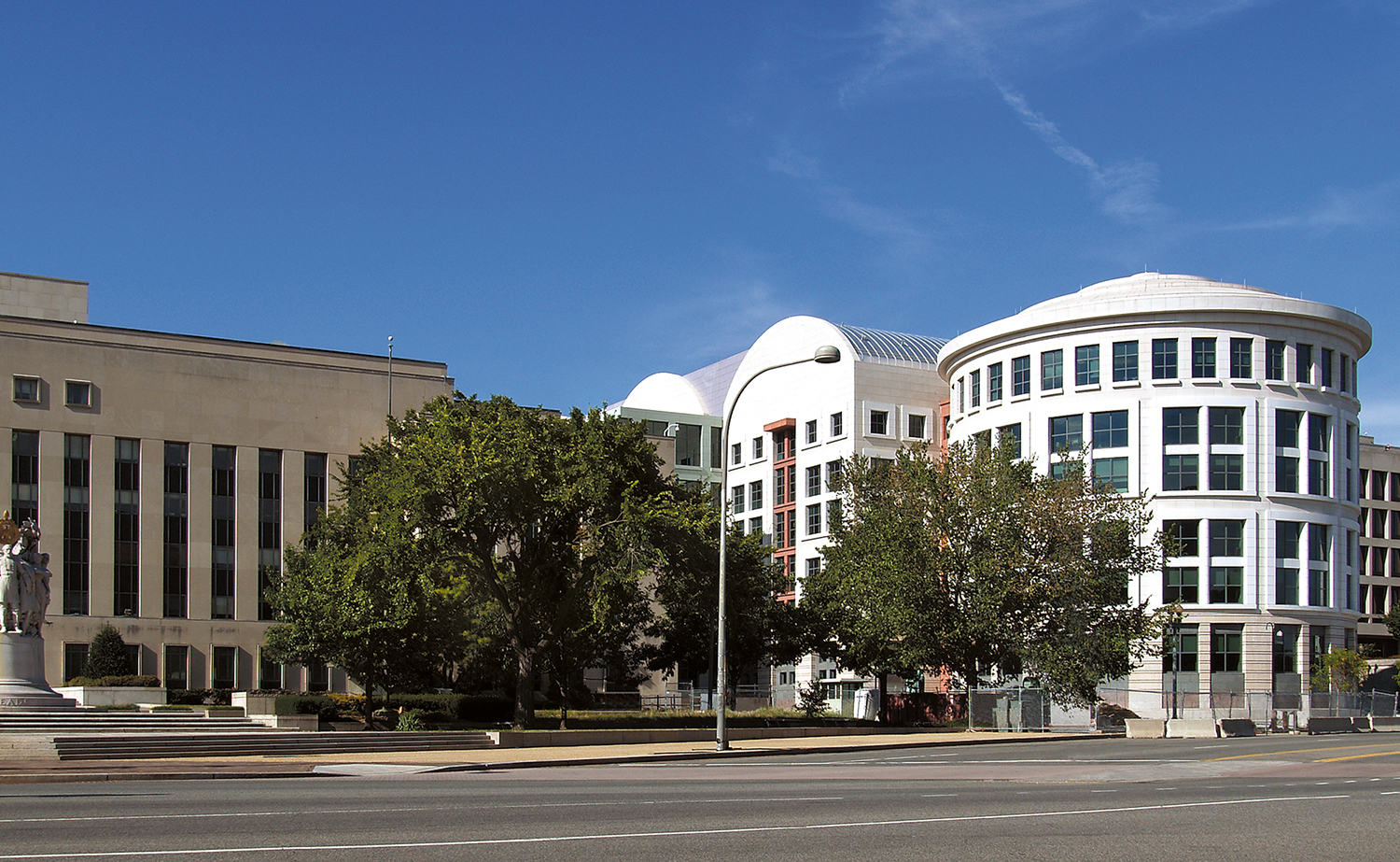 William B. Bryant Annex, located on Constitution Avenue, NW.