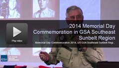 Region 4 GSA Memorial Day 2014