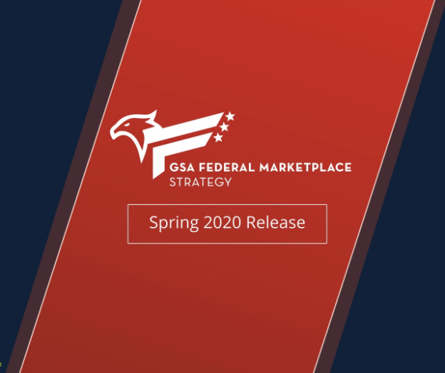 GSA Federal Marketing Strategy Spring 2020