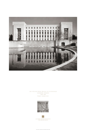 Poster of the Joel W. Solomon Federal Building and U.S. Courthouse, Chattanooga, Tennessee
