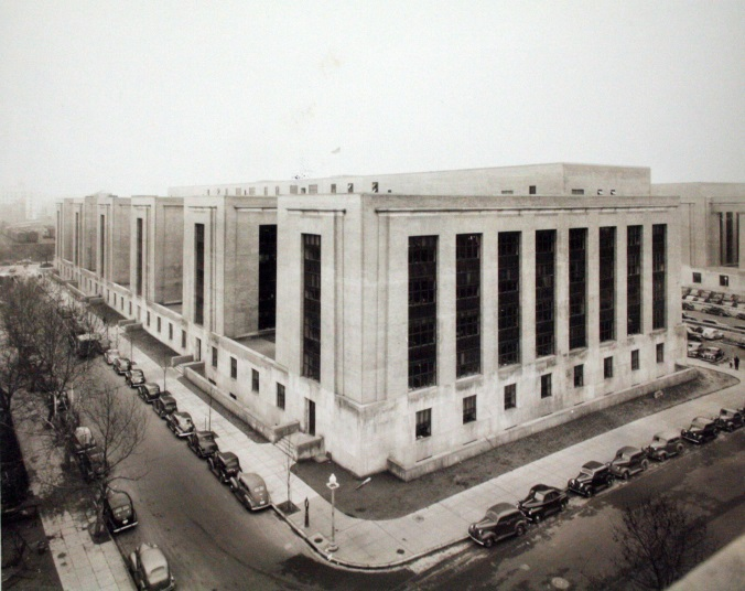 Mary E. Switzer Federal Building