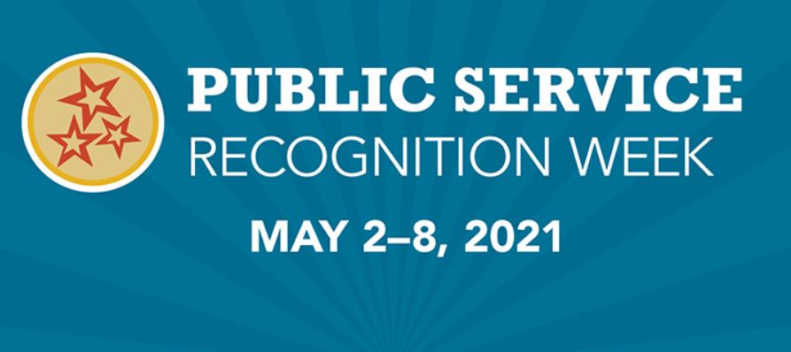 Public Service Recognition Week Image