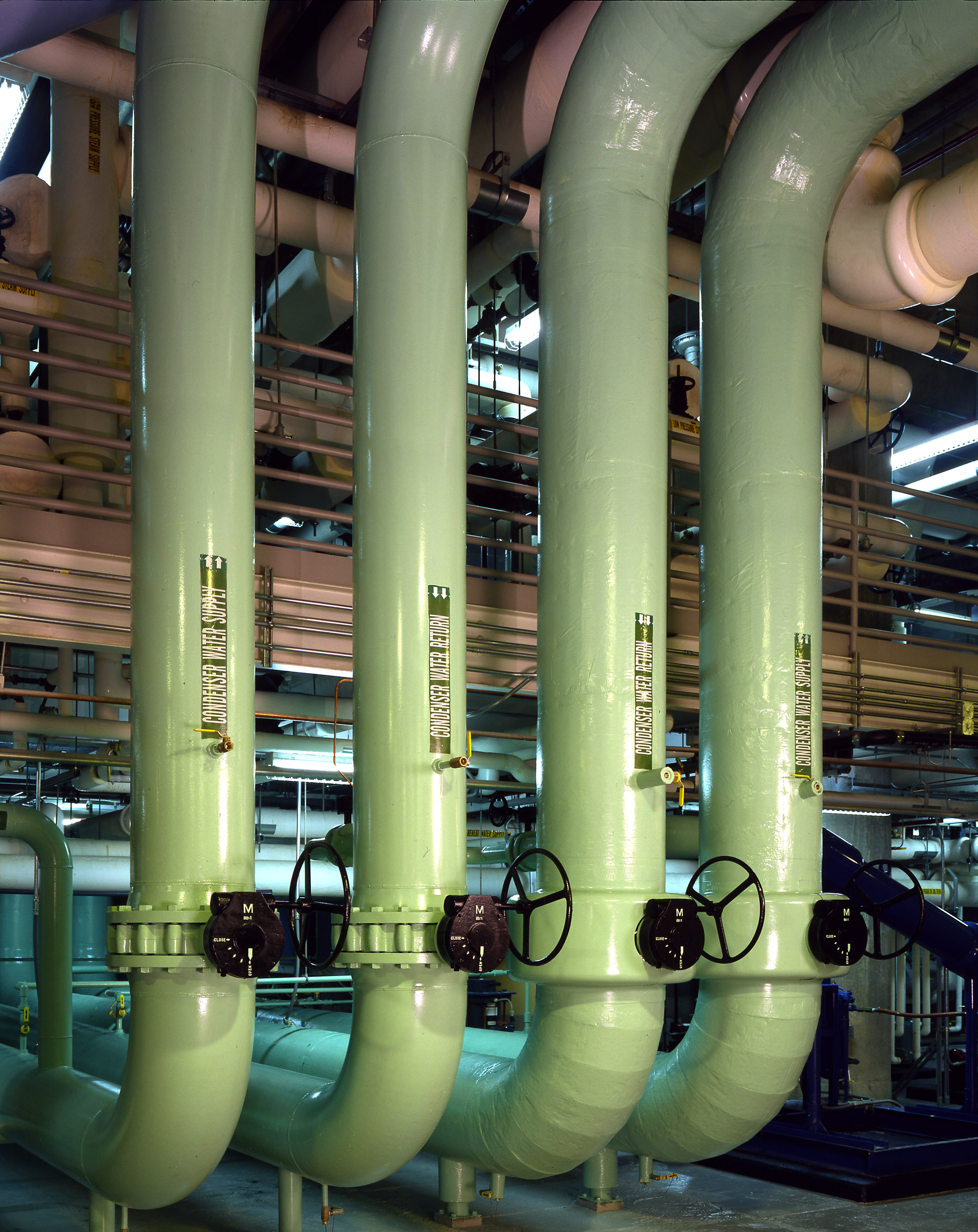 Central Heating Plant