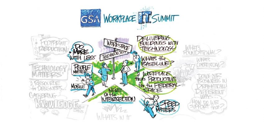 GSA presents Technology Matters concept for the workplace