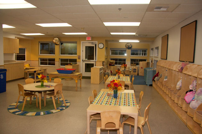Photo of GSA child care center