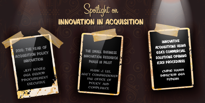 Innovation acquisition infographic