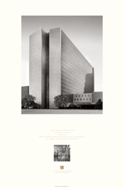poster of Richard Bolling Federal Building, Kansas City, Missouri