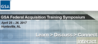 2017 Training Symposium Banner