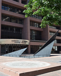 Edward J. Schwartz Federal Office Building and U.S. Courthouse