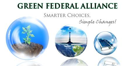 Green Federal Alliance Logo