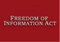 Thumbnail for Freedom of Information Act