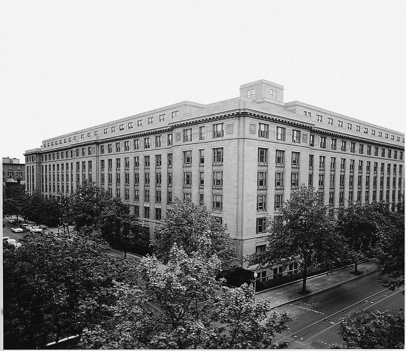 U.S. General Services Administration Building, Washington, DC