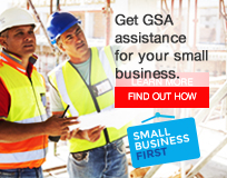 Image Reads - Get GSA assistance for your small business - Click to find out how