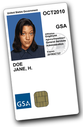 HSPD Same ID Card