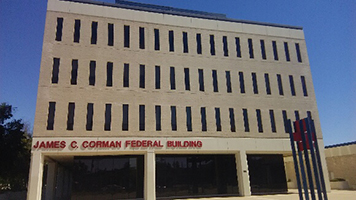 James C. Corman Federal Building