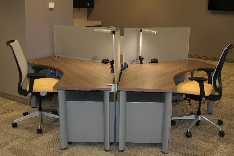 Mobile Work Furniture Pods