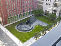 African Burial Ground Memorial
