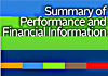 Graphic for GSA's Summary of Performance Financial Information