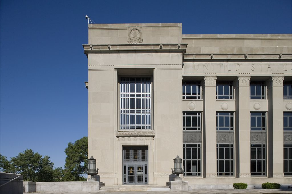 E. Ross Adair Federal Building and U.S. Courthouse, Ft. Wayne, Indiana
