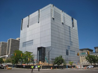 Image of exterior Salt Lake City Courthouse