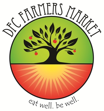 Image of DFC farmers market logo