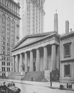 Federal Hall, New York, New York