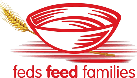 2013 Feds Feed Families logo
